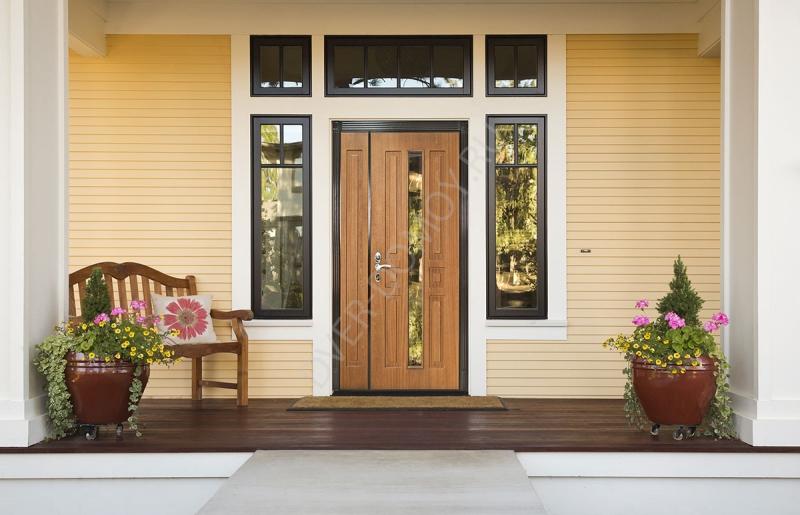 железные двери в верее